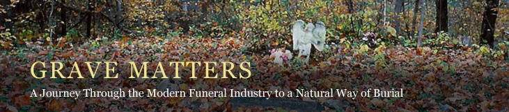 Grave Matters Banner